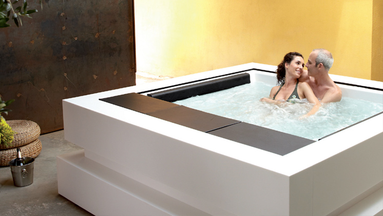 Jacuzzis design gamme Exclusive