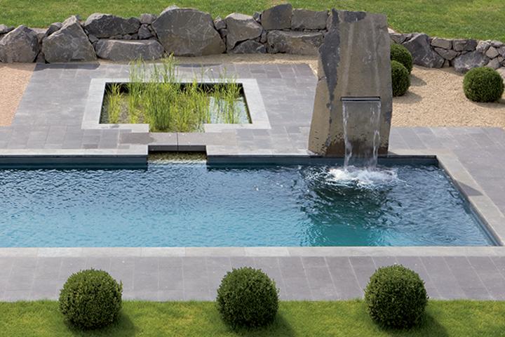 piscine sur mesure beton