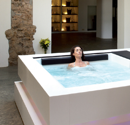 Garanties sur l'installation de spas